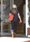 Hilary Duff in Jeans While Shopping in West Hollywood-11