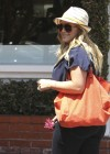 Hilary Duff in Jeans While Shopping in West Hollywood-12