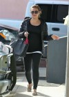 Hilary Duff Looking Hot in Toluca Lake-01