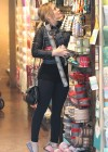 Hilary Duff - out and about shopping candids in Los Angeles
