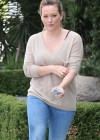 HIlary Duff - Tight jeans candids-07
