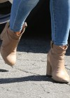 HIlary Duff - Tight jeans candids-11