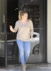 HIlary Duff - Tight jeans candids-16