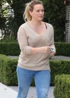 HIlary Duff - Tight jeans candids-22