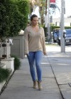 HIlary Duff - Tight jeans candids-24