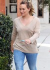 HIlary Duff - Tight jeans candids-31