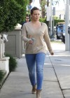 HIlary Duff - Tight jeans candids-33