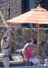 Hilary Duff - wearing a bikini -08