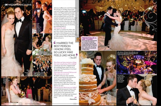 Hilary duff wedding pictures ok