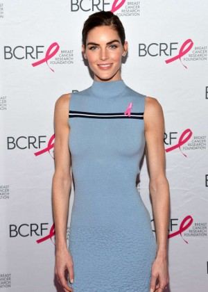 Hilary Rhoda - Breast Cancer Research Foundation Pink Party in NYC
