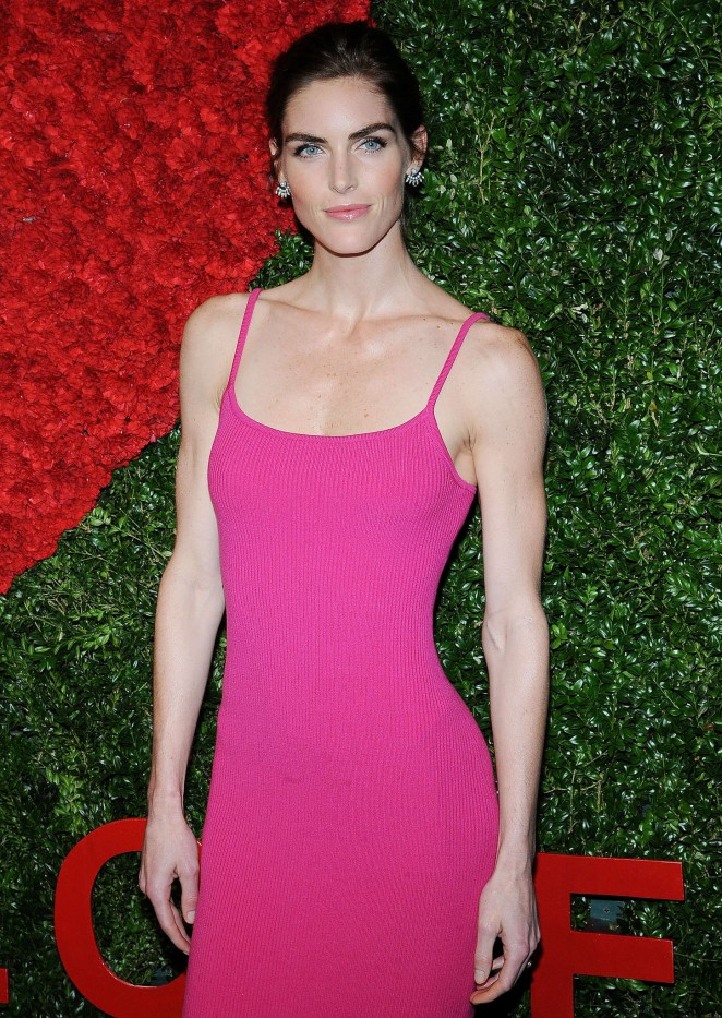 Hilary Rhoda - God's Love We Deliver, Golden Heart Awards 2014 in NYC