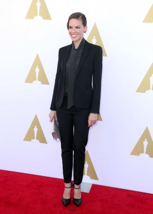 Hilary Swank - 2014 AMPAS Hollywood Costume Luncheon -04