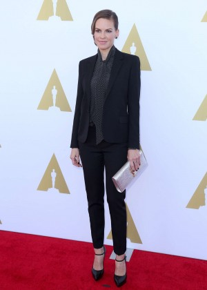 Hilary Swank - 2014 AMPAS Hollywood Costume Luncheon -07