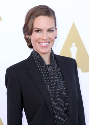 Hilary Swank - 2014 AMPAS Hollywood Costume Luncheon -08