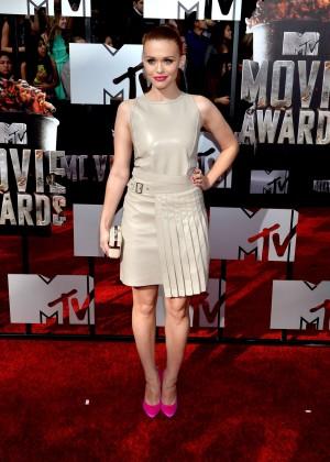 Holland Roden: 2014 MTV Movie Awards -04