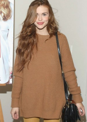 "Holland Roden - ""Ask Me Anything"" Premiere in Beverly Hills"