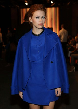 Holland Roden - ICB Fashion Show in NY