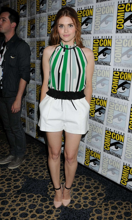 Holland Roden – 2013 Comic-Con -07