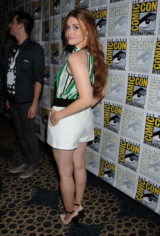 Holland Roden – 2013 Comic-Con -08