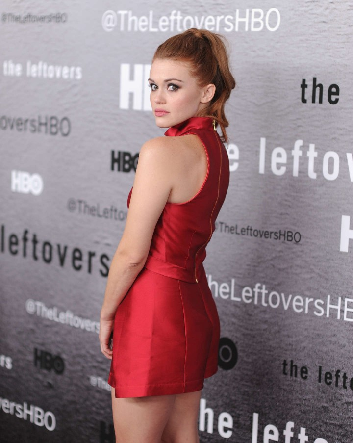 Holland Roden: The Leftovers NY Premiere -02
