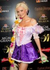 Holly Madison - 2011 Halloween party in Las Vegas-08