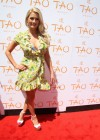 Holly Madison at Tao Beach 2013 -05
