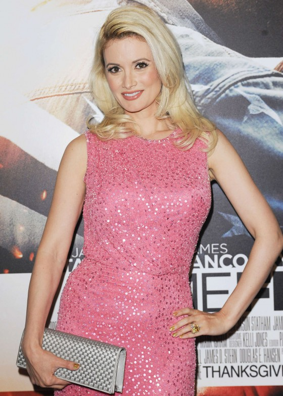 Holly Madison: Homefront Premiere -09