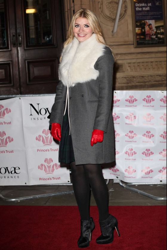 Holly Willoughby – The Princes Trust -02