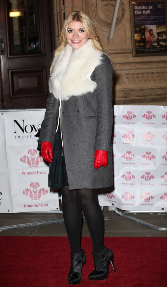 Holly Willoughby – The Princes Trust -10