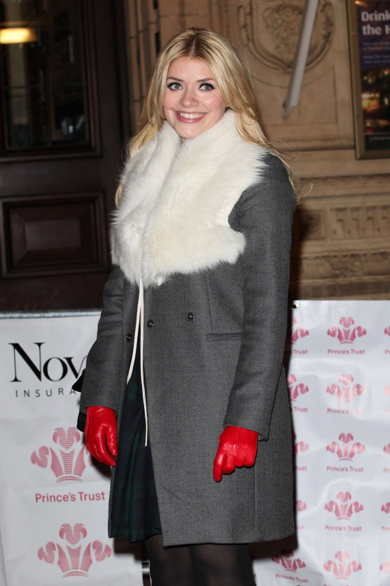 Holly Willoughby – The Princes Trust -11