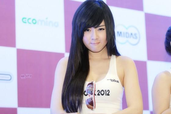 Hwang Mi Hee – SPOEX 2012