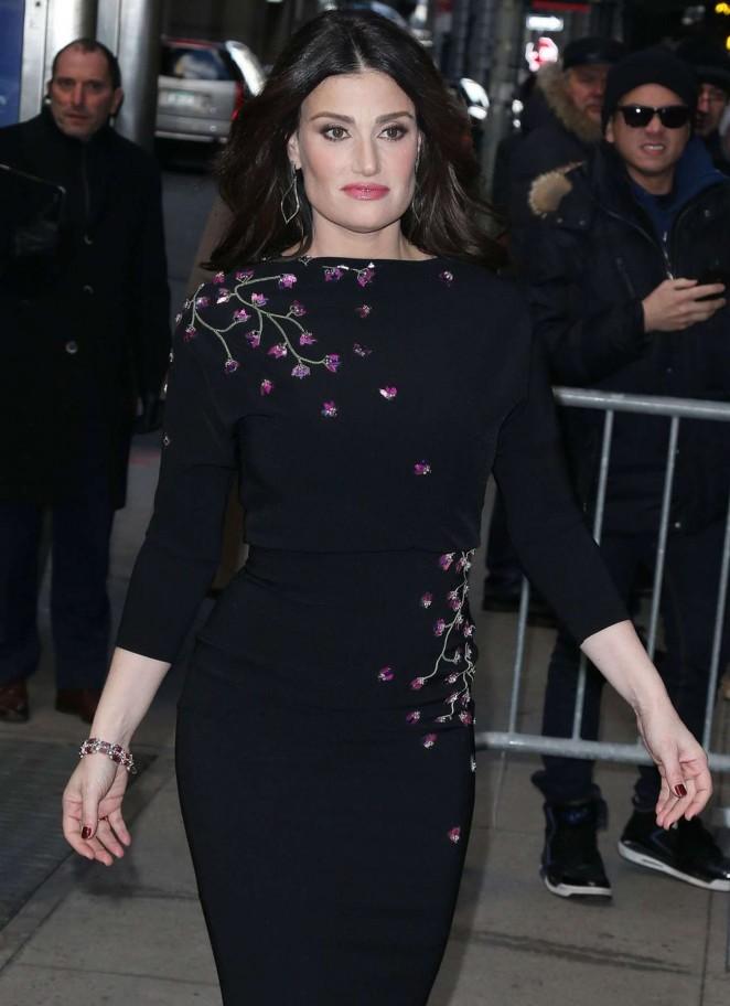 Idina Menzel – 2014 Billboard Women In Music Luncheon in New York