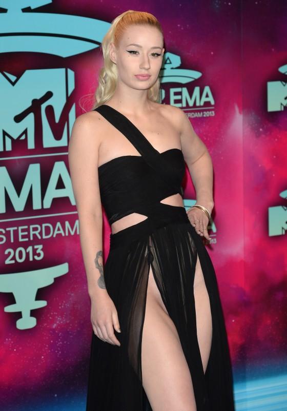 Iggy Azalea: 2013 MTV EMA -10