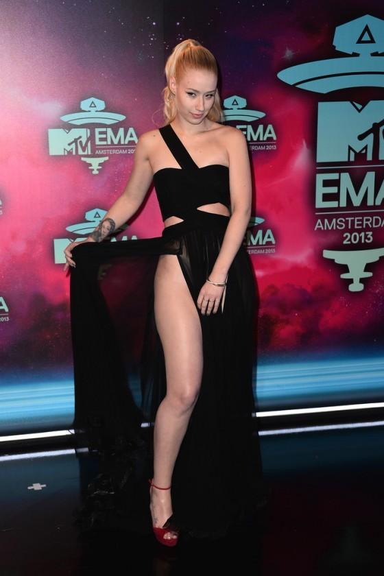 Iggy Azalea: 2013 MTV EMA -13