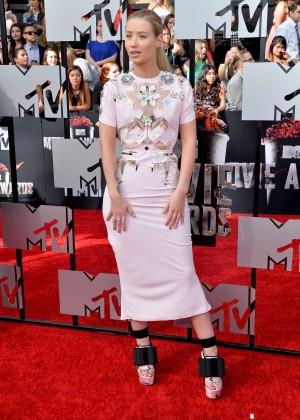Iggy Azalea: 2014 MTV Movie Awards -02