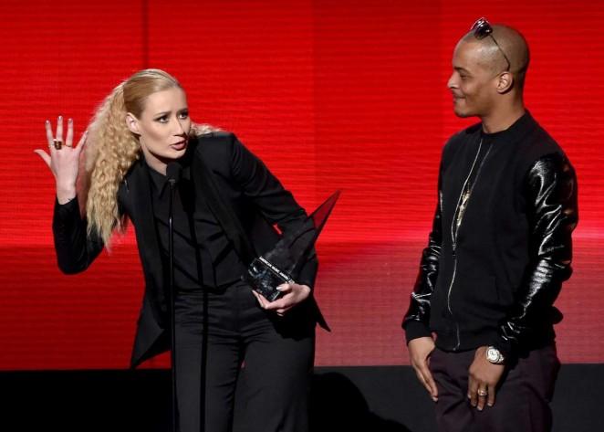 Iggy Azalea: 2014 American Music Awards -09