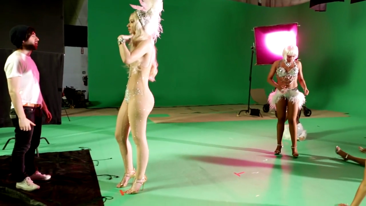 Iggy azalea change your life porn music video