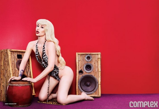 Iggy Azalea - Complex Magazine (October 2013) -02