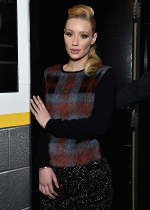 Iggy Azalea - KISS 108's Jingle Ball 2014 in Boston