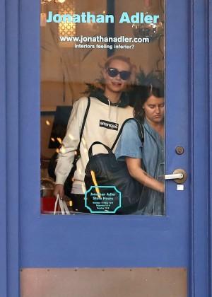 Iggy Azalea Style – out in West Hollywood – GotCeleb