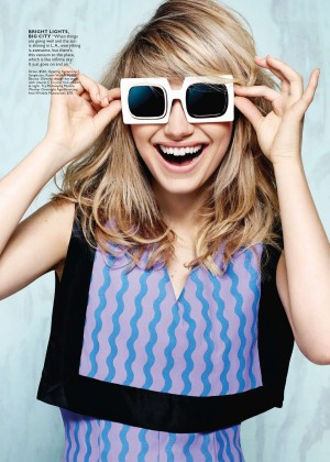 Imogen Poots: Flare Canada -05