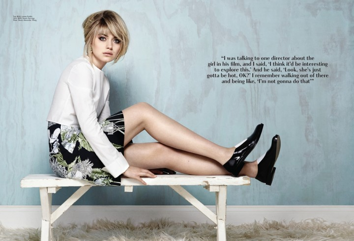 Imogen Poots: Flare Magazine by Jason Kim (Canada March 2014) -01