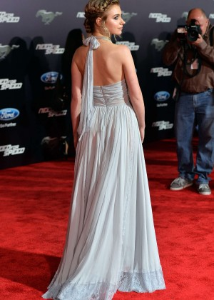 Imogen Poots: Need For Speed Premiere -03