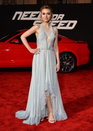 Imogen Poots: Need For Speed Premiere -05
