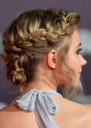 Imogen Poots: Need For Speed Premiere -06