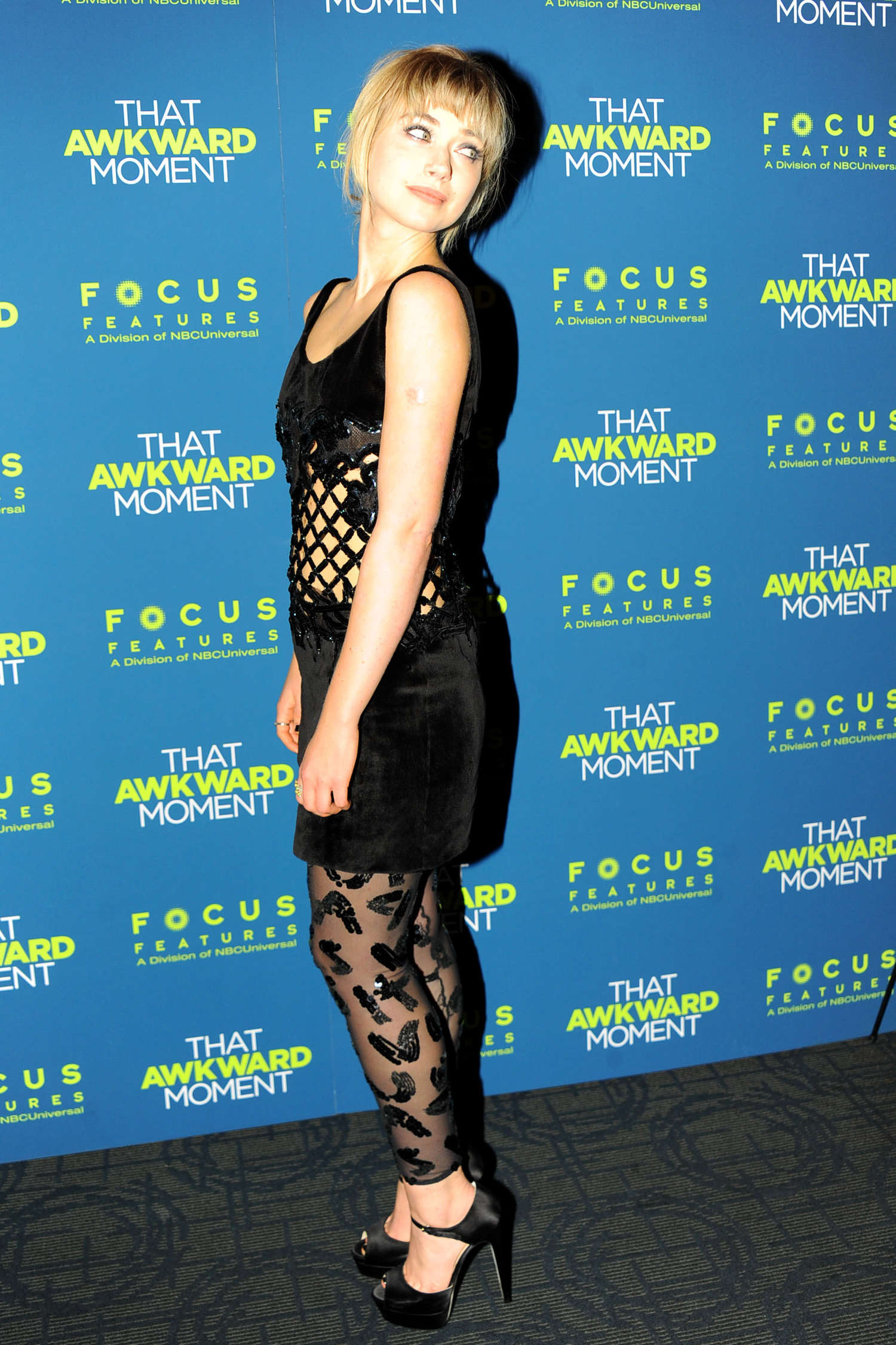 imogen poots that awkward moment - photo #2