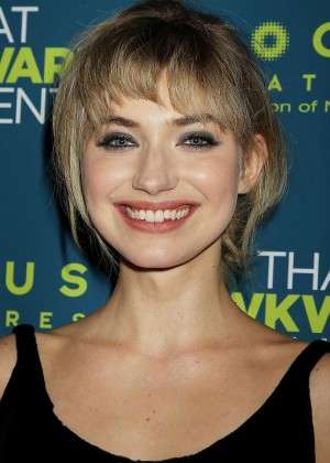 Imogen Poots: That Awkward Moment Premiere -11