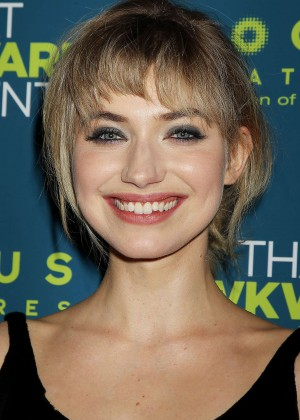 Imogen Poots: That Awkward Moment Premiere -12