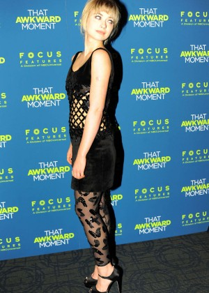 Imogen Poots: That Awkward Moment Premiere -20