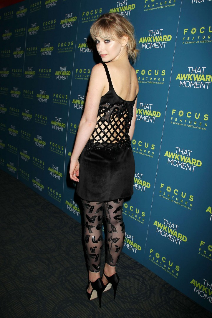 imogen poots that awkward moment - photo #15